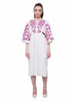 Сукня «Знахідка» білого кольору