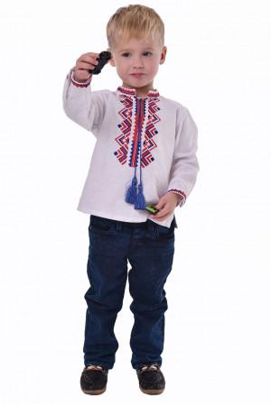 Вышиванка для мальчика «Ромбы Косач»