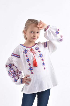 Вишиванка для дівчинки «Ромби Косач»