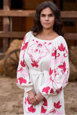 Сукня «Лідія» молочного кольору