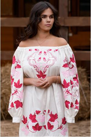 Платье «Лидия» молочного цвета