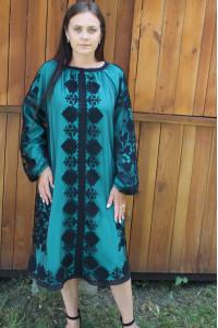 Сукня «Галина» м'ятного кольору