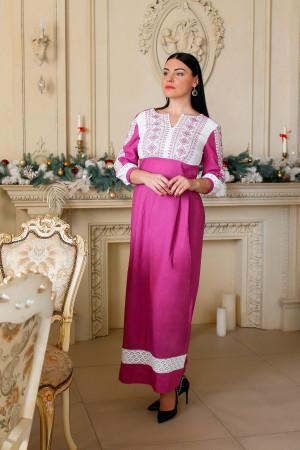 Платье «Благослава» розового цвета