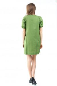 Сукня «Буяна» зеленого кольору