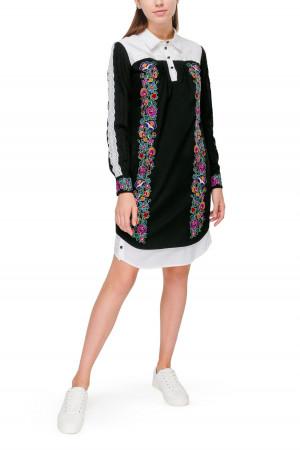 Сукня «Чаяна» чорного кольору