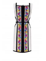 Платье «Харитя» из конопляного полотна