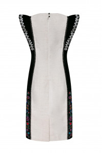 Сукня «Веселина» з конопляного полотна