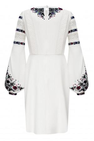Сукня «Фросина» білого кольору