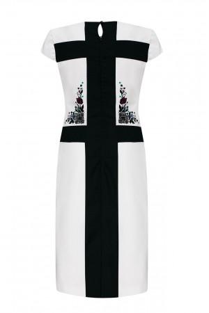 Сукня «Леся» білого кольору