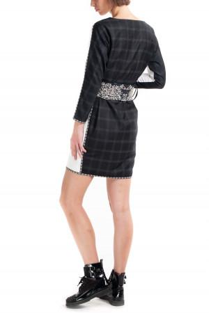 Сукня «Томіра» чорного кольору