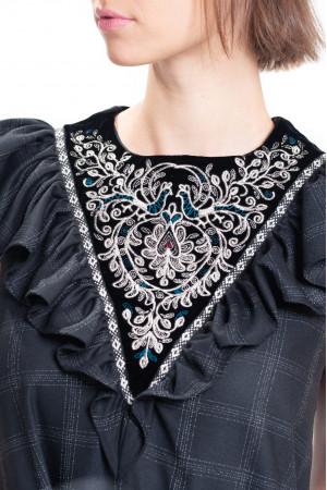 Сукня «Броніслава» чорного кольору