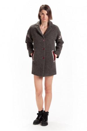 Жіноче вишите пальто «Михайлина»