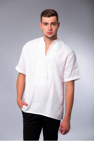 Вышиванка «Ярополк» белого цвета