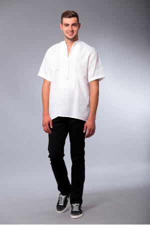 Вишиванка «Ярополк» білого кольору