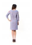 Сукня «Маки-волошки»