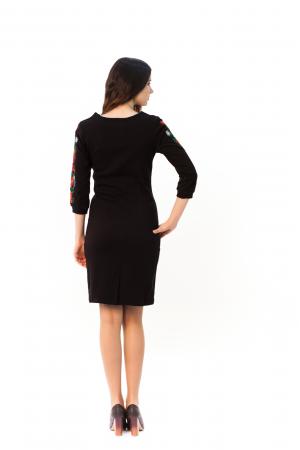 Платье «Маковый венок»
