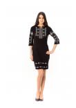 Сукня «Традиція» чорного кольору