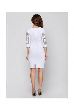 Сукня «Традиція» білого кольору