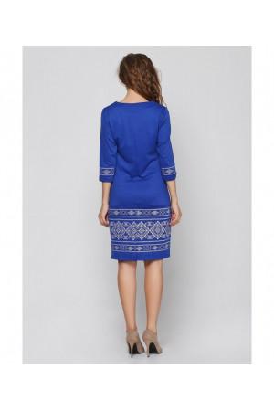 Сукня «Стефанія»  блакитного кольору
