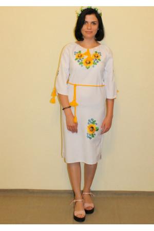 Платье «Подсолнухи»