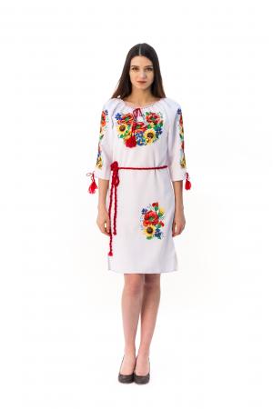 Платье «Цветочный бум»