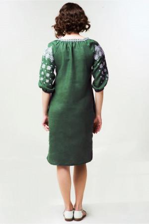 Сукня «Болеслава» зеленого кольору