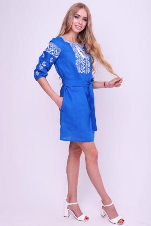 Сукня «Глікерія» кольору індиго