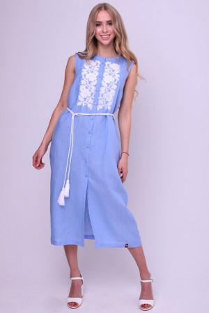 Сукня «Божена» блакитного кольору