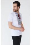 Мужская футболка «Гаврило» белого цвета