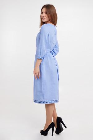 Сукня «Сола» блакитного кольору