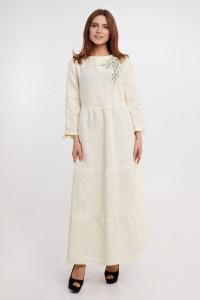 Сукня «Олівія» молочного кольору