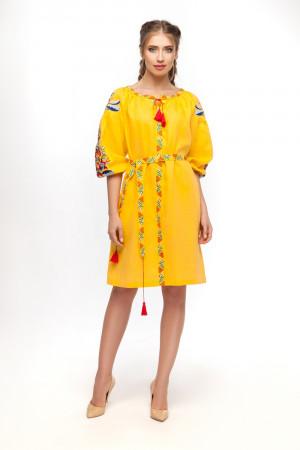 Сукня «Сона» жовтого кольору
