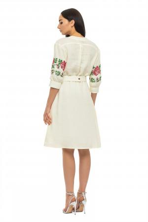 Сукня «Марі» молочного кольору