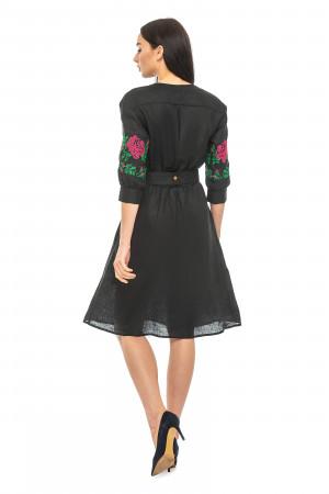 Сукня «Марі» чорного кольору