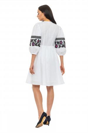 Сукня «Лея» білого кольору
