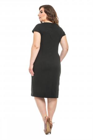 Сукня «Діана» чорного кольору