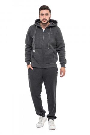 Чоловічі штани «Орест» темно-сірого кольору