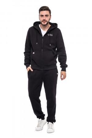Чоловічі штани «Орест» чорного кольору