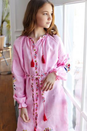 Сукня для дівчинки «Сона» рожевого кольору