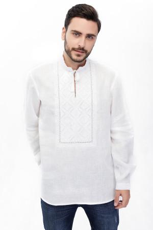Вишиванка «Білосвіт святковий» білого кольору