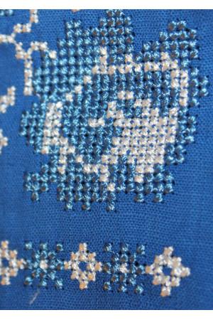 Сукня «Ружа» синього кольору