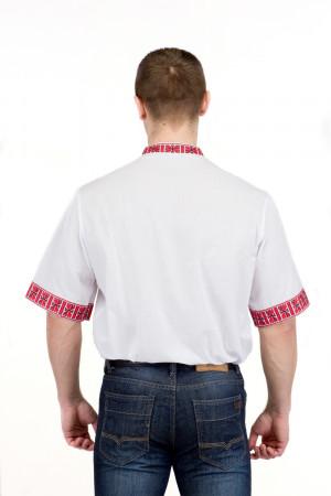 Вишиванка «Гетьман» з коротким рукавом