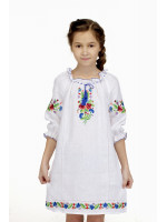 Платье для девочки «Фиалковая сказка»