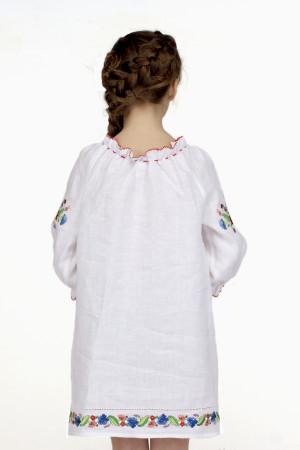 Сукня для дівчинки «Фіалкова казка»