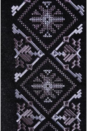 Сукня «Славена» чорного кольору