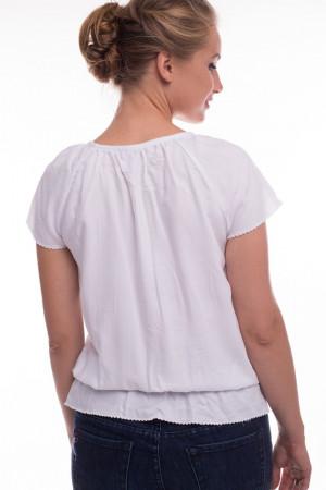 Блуза «Ладослава» білого кольору
