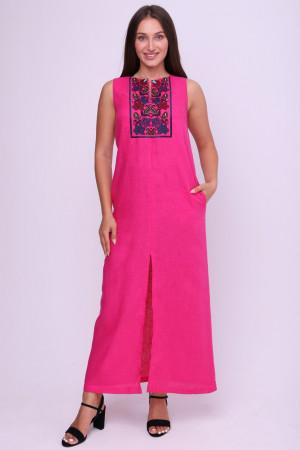 Сукня «Воля» кольору фуксії