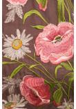 Сукня «Ромашкове поле» коричневого кольору