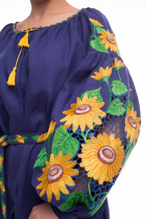 Сукня «Сонячний віночок»