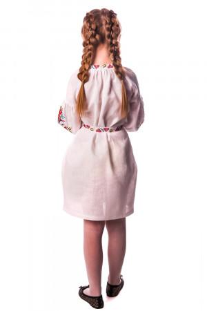 Платье для девочки «Сона» белого цвета